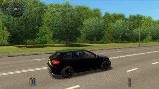 City Car Driving Audi RS3 Sportback [1080p]