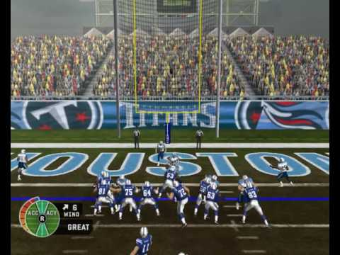 1986 Week 7 Colts vs Oilers
