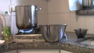 Zucchini Matbucha-מטבוחה עם קישואים