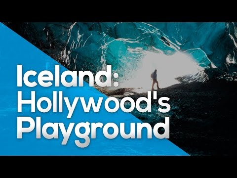 Iceland: Hollywood's Playground / films / famous / glaciers