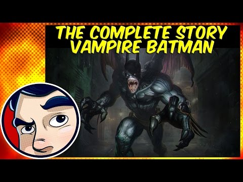 "Batman Vs Dracula ""Red Rain"" - Complete Story"