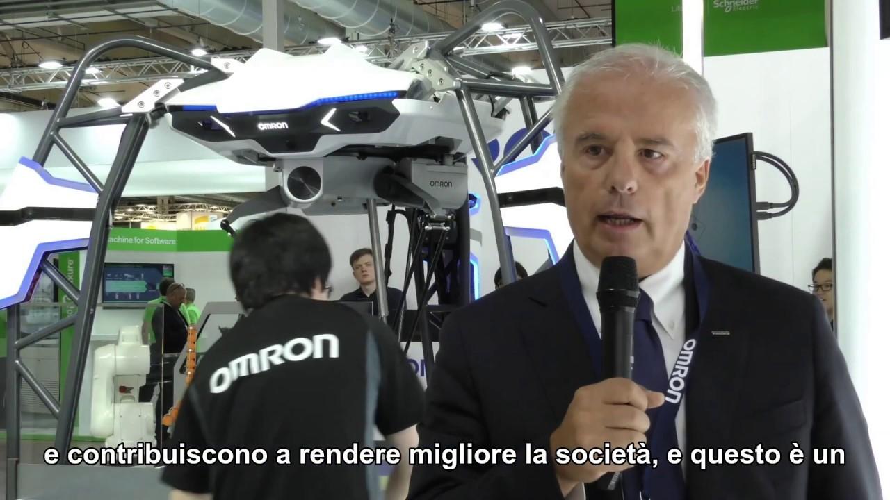 FORPHEUS è arrivato per la prima volta in Italia a SPS 2019