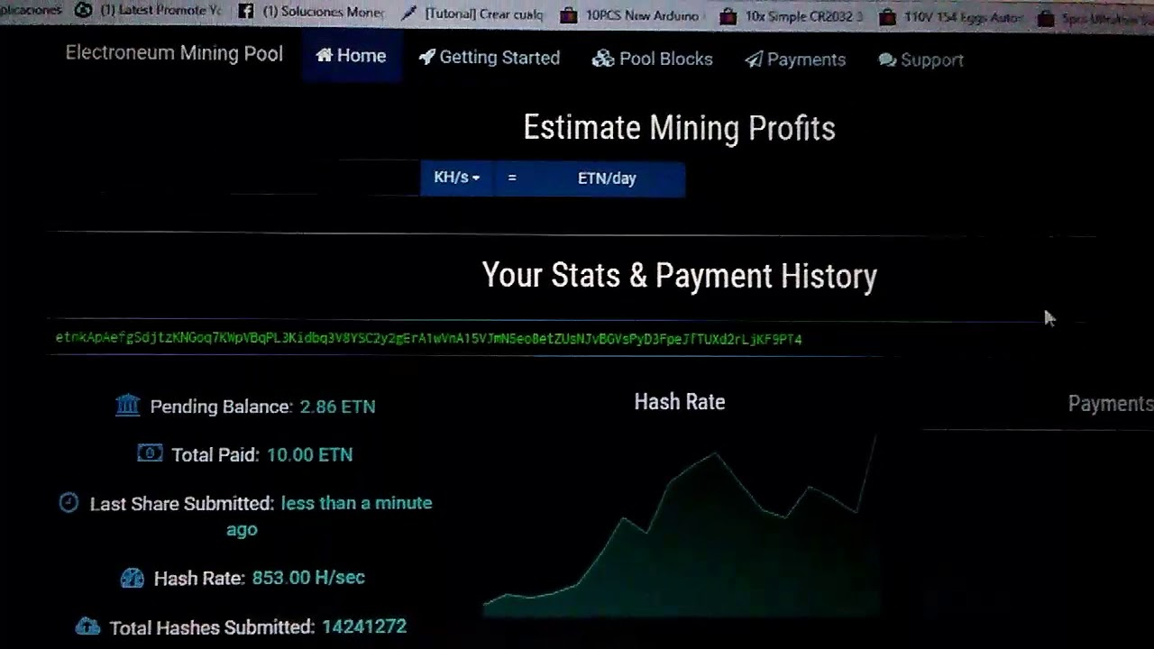 Electroneum Cpu Miner Windows 10 How To Create Your Own