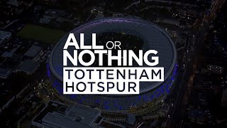 Amazon prime release the trailer for new tottenham documentary 'all or nothing'.the series following spurs will initially focus on sacking of maurici...