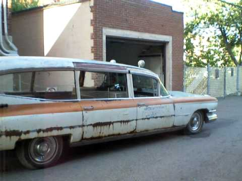 1959 Cadillac ambulance Superior ,p1 - YouTube