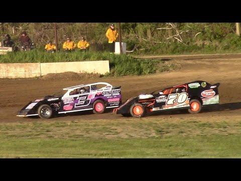 Econo Mod Heat One | Eriez Speedway | 5-14-17