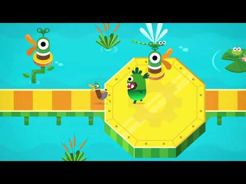 Teach Your Monster to Read app trailer - learn to read and phonics game
