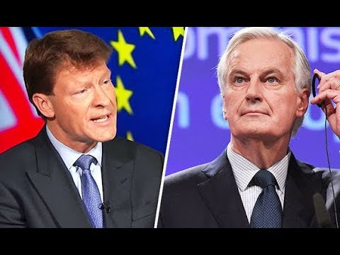 REVEALED The two Brexit deal 'bear traps' which could see UK tied to EU FOREVER