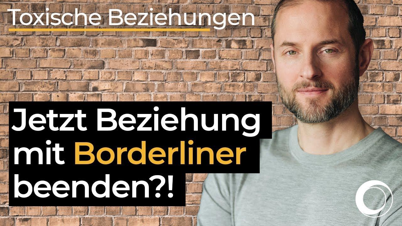 Hinterherlaufen borderliner nicht Wenn borderliner