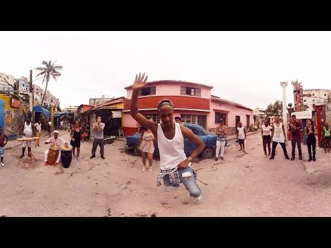A HISTORY OF CUBAN DANCE - Virtual Reality Afro Cuban Documentary with Lucy Walker