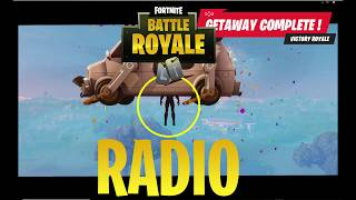 FORTNITE RADIO - *NEW* HIGH STAKES GETAWAY LTM VICTORY ROYALE (30 MINS)