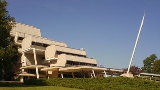 Burroughs Wellcome Headquarters tour, Paul Rudolph masterpiece