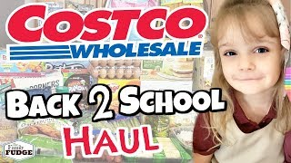 Back To School COSTCO Haul 🛒  And GIVEAWAY