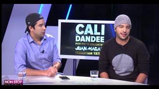 Entrevista a Cali y el Dandee en XTRA!