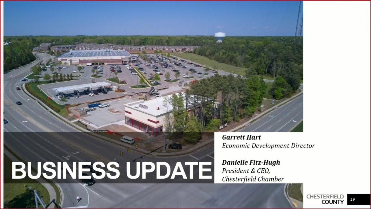 Wonderlijk County Response to COVID-19 | Chesterfield County, VA ES-61