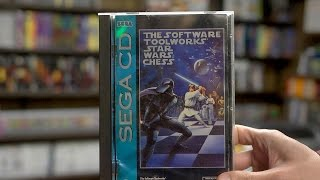 Star Wars Chess (Sega CD) James & Mike Mondays