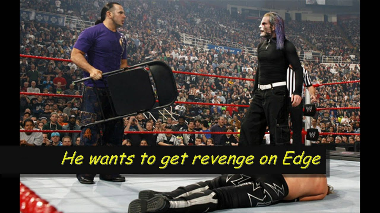 Jeff Hardy vs Edge Royal Rumble 2009 - YouTube