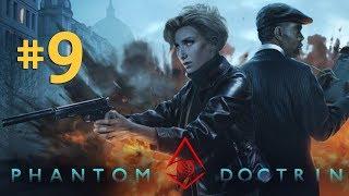 Lets Play Phantom Doctrine #9: Aktenbereinigung (IRONMAN & HARD / Blind)