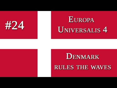 EU 4 - Denmark rules the waves - 24