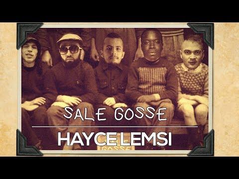 Youtube: HAYCE LEMSI raconte ses souvenirs d'enfance pour SALE GOSSE