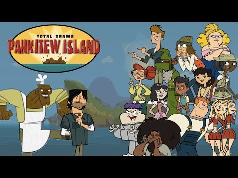 "Total Drama My Way: Pahkitew Island (S1-5E6) - ""Paddle Crashers"""