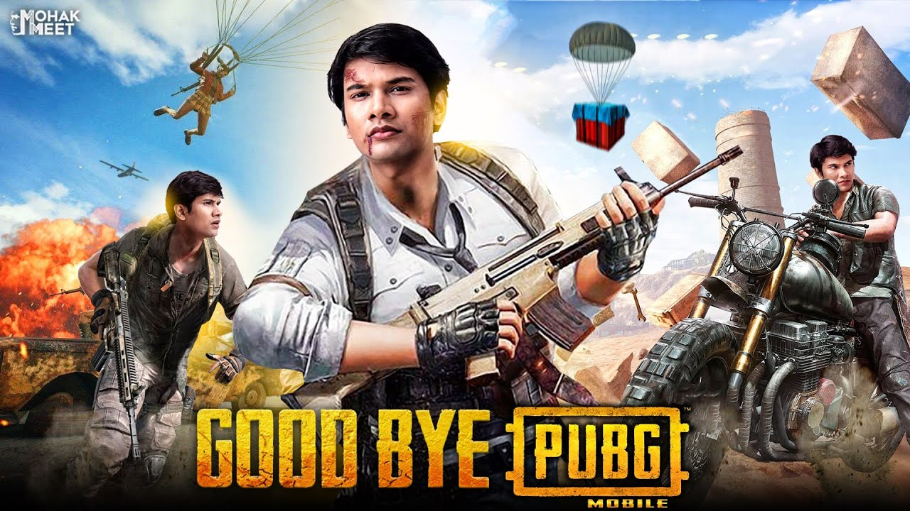 PUBG GOOD BYE : पबजी SHORT FILM | PUBG BAN | HINDI MORAL STORY | #Funny #Bloopers || MOHAK MEET