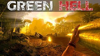 Green Hell #08 | Oh wie nett ein Palmenbett | Gameplay German Deutsch thumbnail