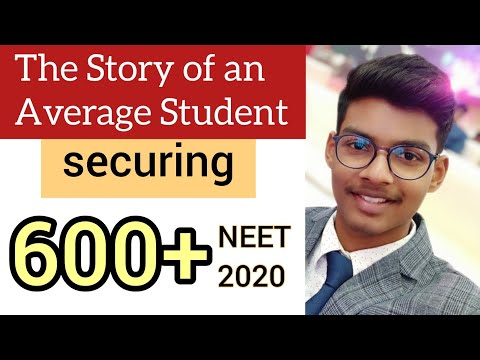 What Not to Do for NEET 21 Preparation ? | Rishab's Journey from 380 in 2019 to 625+ in NEET 2020 |