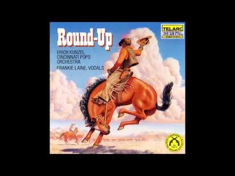 Round-Up - #05 Themes Bonanza, Rawhide, Wagon Train, The Rifleman