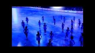 NHK様の番組です! 荒川静香さんのスケート、やっぱりきれいです!! ゴ...