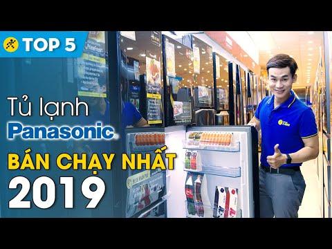 Top 5 tủ lạnh Panasonic bán chạy nhất năm 2019 • Điện máy XANH