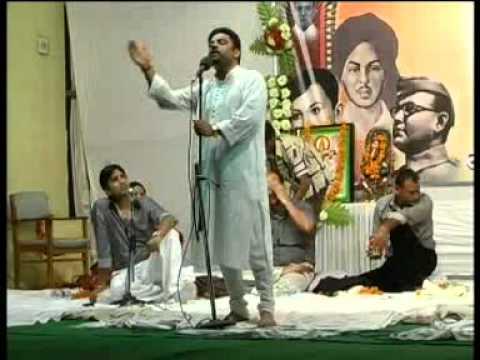 ashish anal part 2 inajadi ke swar kavi sammelan 2010
