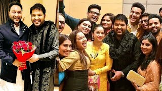 Kapil Sharma wedding festivities begin latest Pics video Lifestyle story