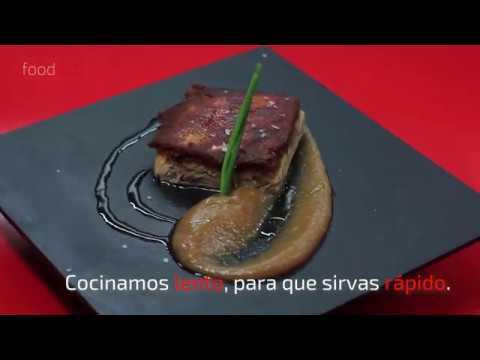 Regeneración de Cochinillo Deshuesado foodVAC