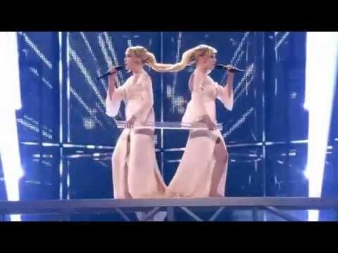 Скачать песню Сёстры Толмачёвы - Гимн Украине (Евровидение 2014, Россия)