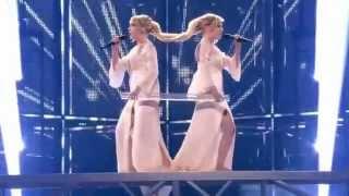 Сестры Толмачевы -- Shine (Евровидение 2014 Россия)