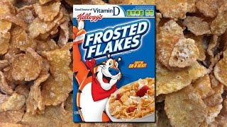 Frosted Flakes | Cereal Time