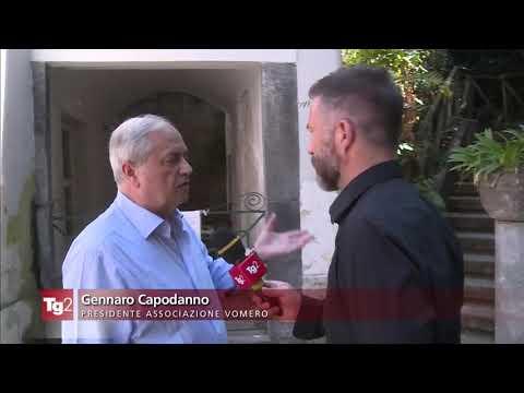 Napoli: il servizio del TG2 sulla villa Floridiana