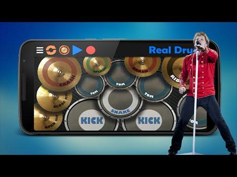 "Bon Jovi - It's My Life "" Real Drum Cover """