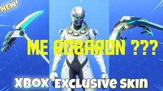 Redeeming Skin Fortnite Xbox One Eon (I Stole???)