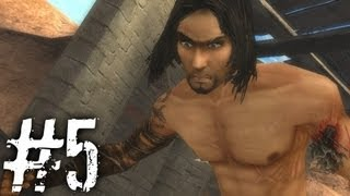 Prince of Persia : The Two Thrones - PC Playthrough - Sand Tanks - Gameplay - Part 5