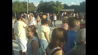 U2 360 Concert to Raymond James Stadium Tampa-10-09-09 -Part 1