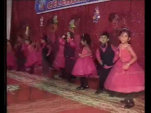 Kids Stage Performance on school annual day (Plant Bloomingdale, Bangalore)