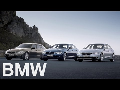 The new BMW 3 Series Sedan and Touring. Official Launchfilm.