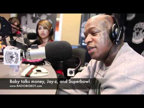 Birdman Speaks On Receiving 100 Million dollars His Biggest Check.