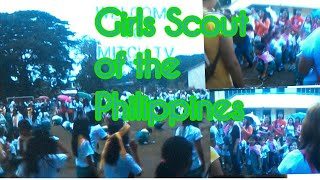 Girls Scout Rally At Catalunan Grande 2018 |games For Junior And Twinklers| Mitch Tv