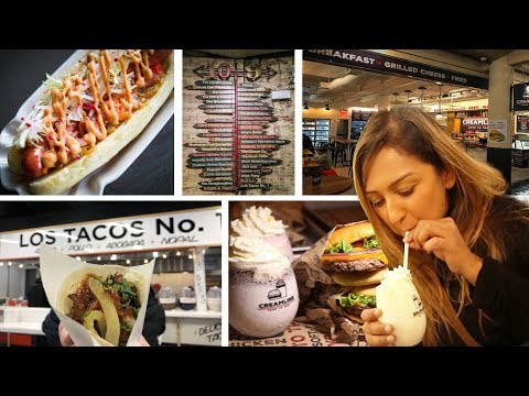 CHELSEA MARKET NYC   3 unknown secrets and 3 top eats