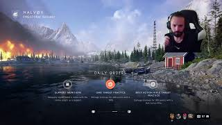 Battlefield 5: Battle Royale - Curtain Call (Firestorm & Multiplayer)