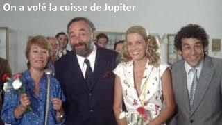On a volé la cuisse de Jupiter 1980 -  Film réalisé par Philippe de Broca