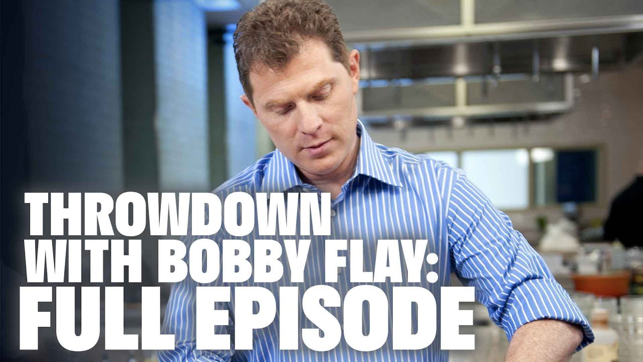 Food Network Takes Bobby Flay Off the Heat